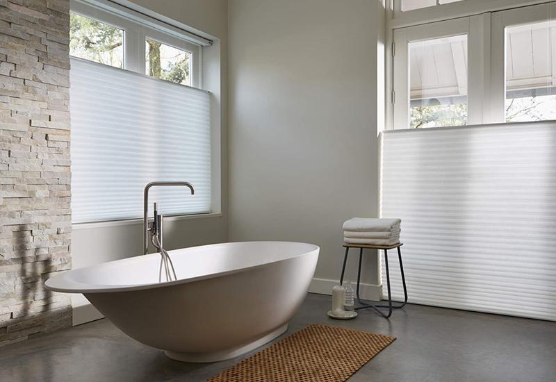 badkamer bad mat gordijn